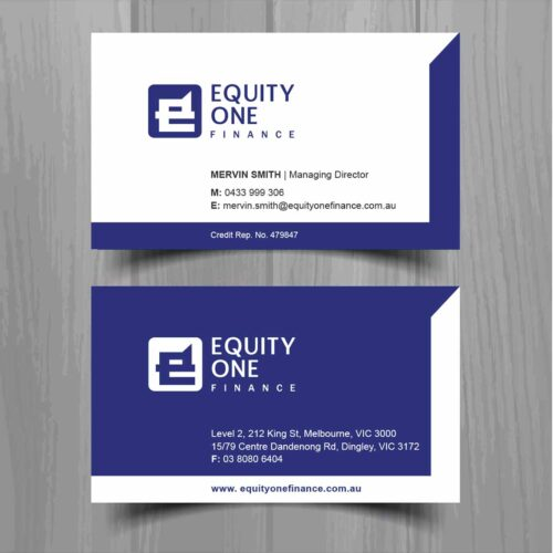Equity One Finance
