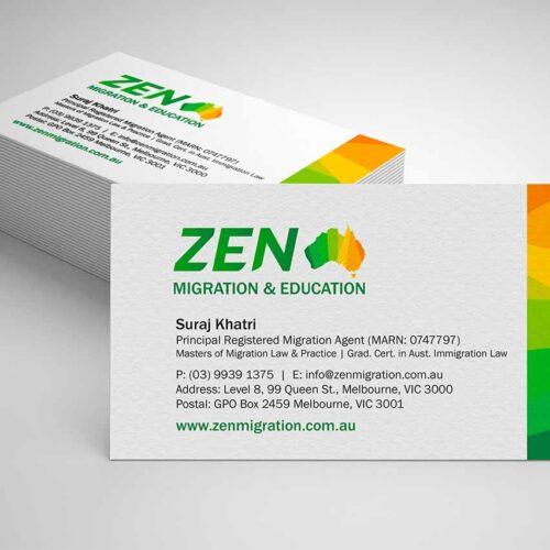 Zen Migration & Education